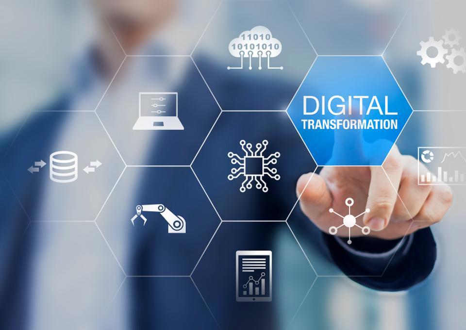 Digital Transformation La Gi