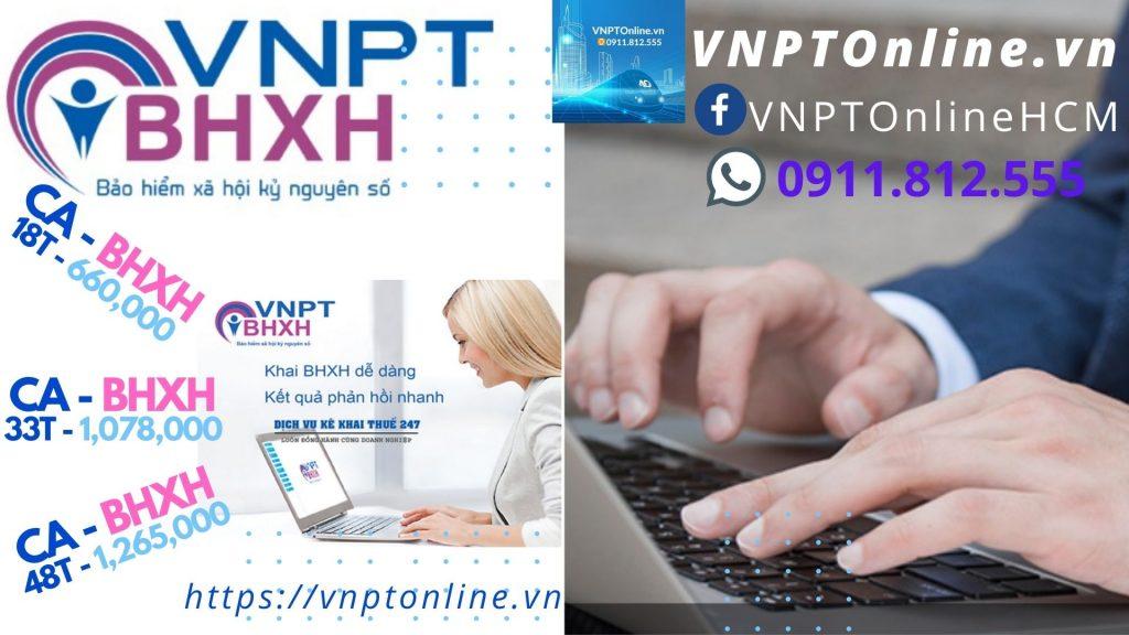 Gói Bảo Hiểm Xã Hội VNPT