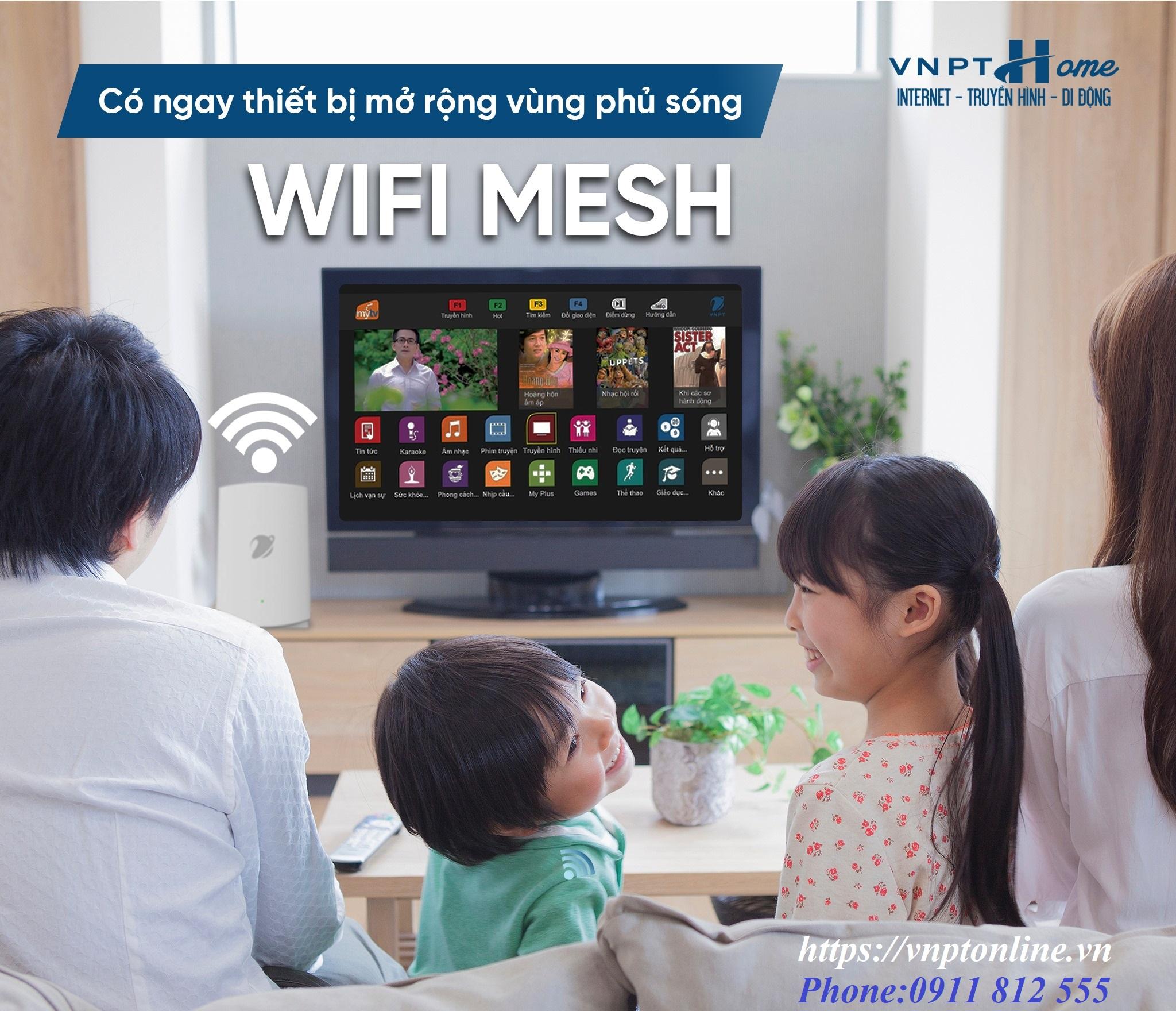 Home TV WiFi Mesh