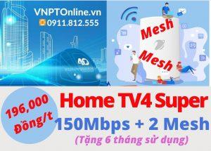 Home TV4 Super WiFi Mesh