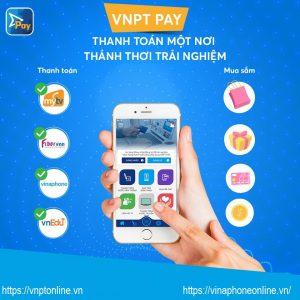 Thanh Toán Online Dịch Vụ VNPT